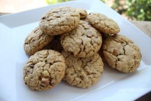 Wyoming Cowboy Cookies