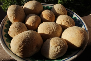 Filipino pan de sal
