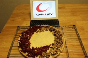 The Team compLexity Pizza
