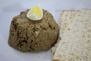 Jewish Chopped Liver and Onions