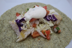 Easy Weeknight Fish Tacos
