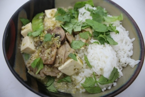 Jamie Oliver's Thai Green Curry