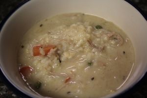 Easy Turkey and Rice Soup