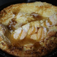 "Saying, ""No!"" to Stress & Chrissy Teigen's Dutch Baby Pancakes [RECIPE]"