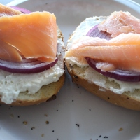 Bagels with Lox & The Importance of Home-cooked Meals [RECIPE]